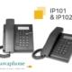 Innovaphone IP101 und IP102